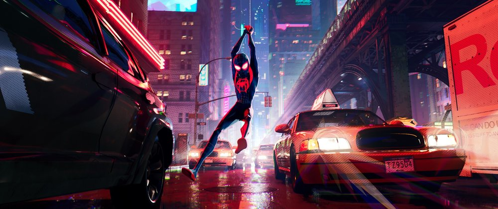 """Spider-Man: Into the Spider-Verse"" (Photo courtesy Sony Pictures Animation)"