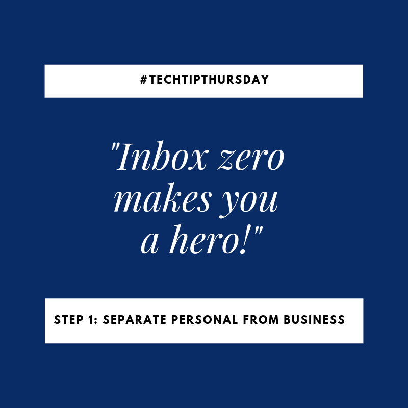 Tech Tip: Email Part 1 — Peak
