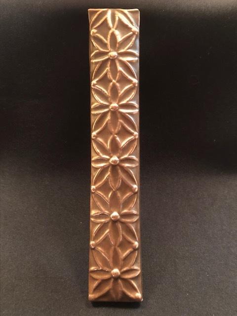 Copper long tile