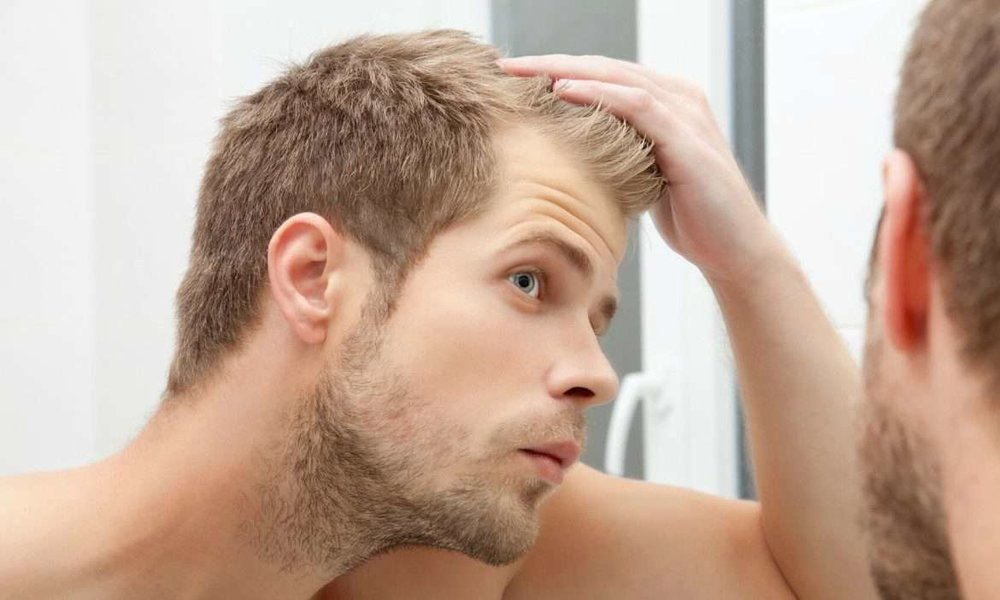 PRP Hair Restoration  (click here for info) - Keep your hair, the natural way.
