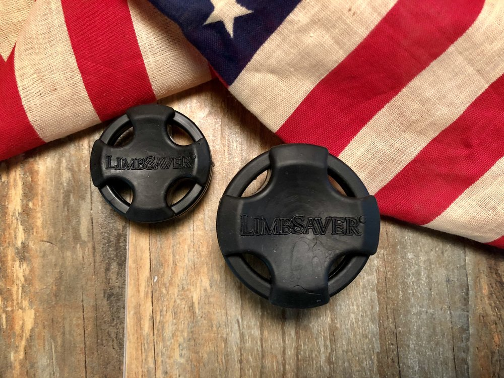 Professionally Engineered LimbSaver® Dampeners - Complete your stabilizer system with the best dampeners in the industry from LimbSaver®. Choose from multiple designs and colors to tie together your setup. There is no doubt you will have a stealthier, more accurate shot...