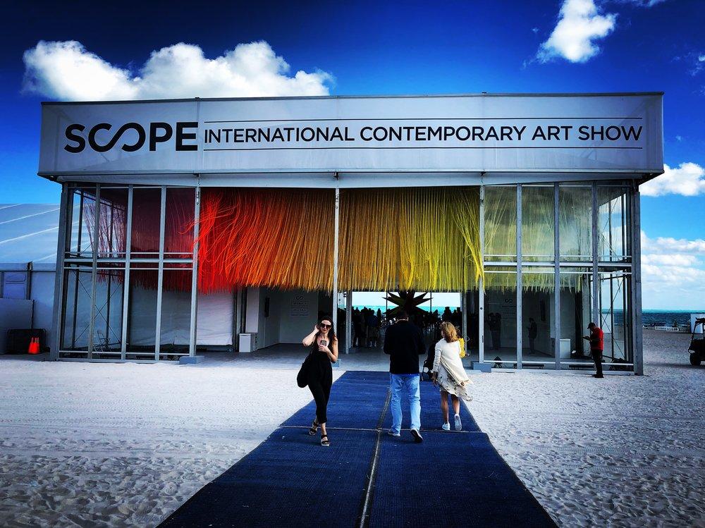 2018 Scope International Contemporary Art Show