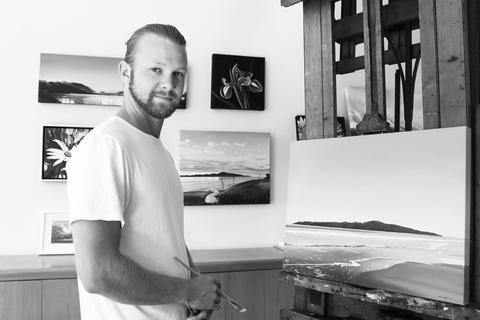 Marcus Ebbett - Artist