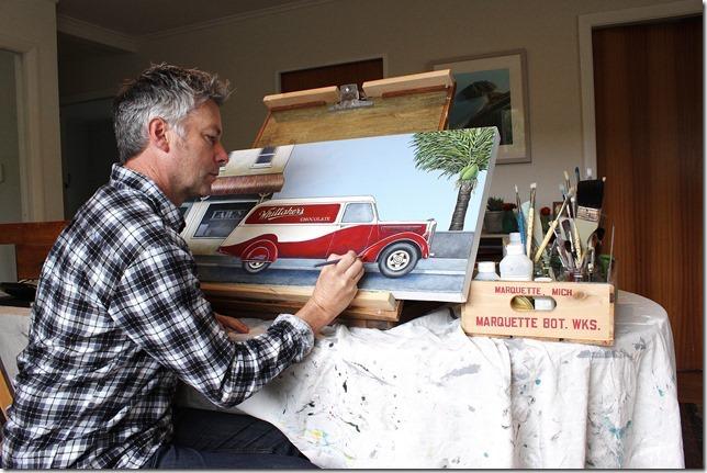 David Owen - Artist