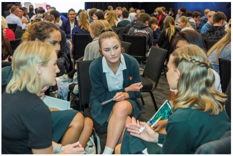 Participants in the YES scheme participated in events throughout the year to develop their business concept and thr entrepreneurial skills in the lead up to the regional final this Wednesday.