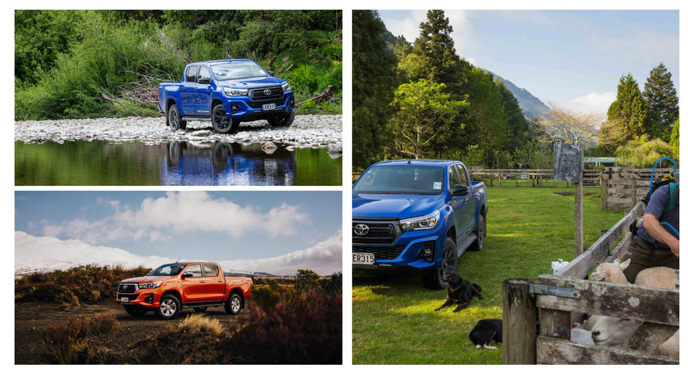 More Hilux get attitude injection for 50th anniversary