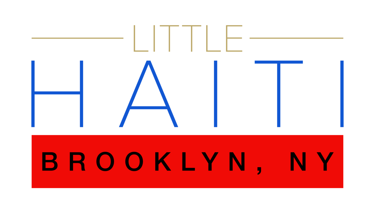 Little Haiti, BK