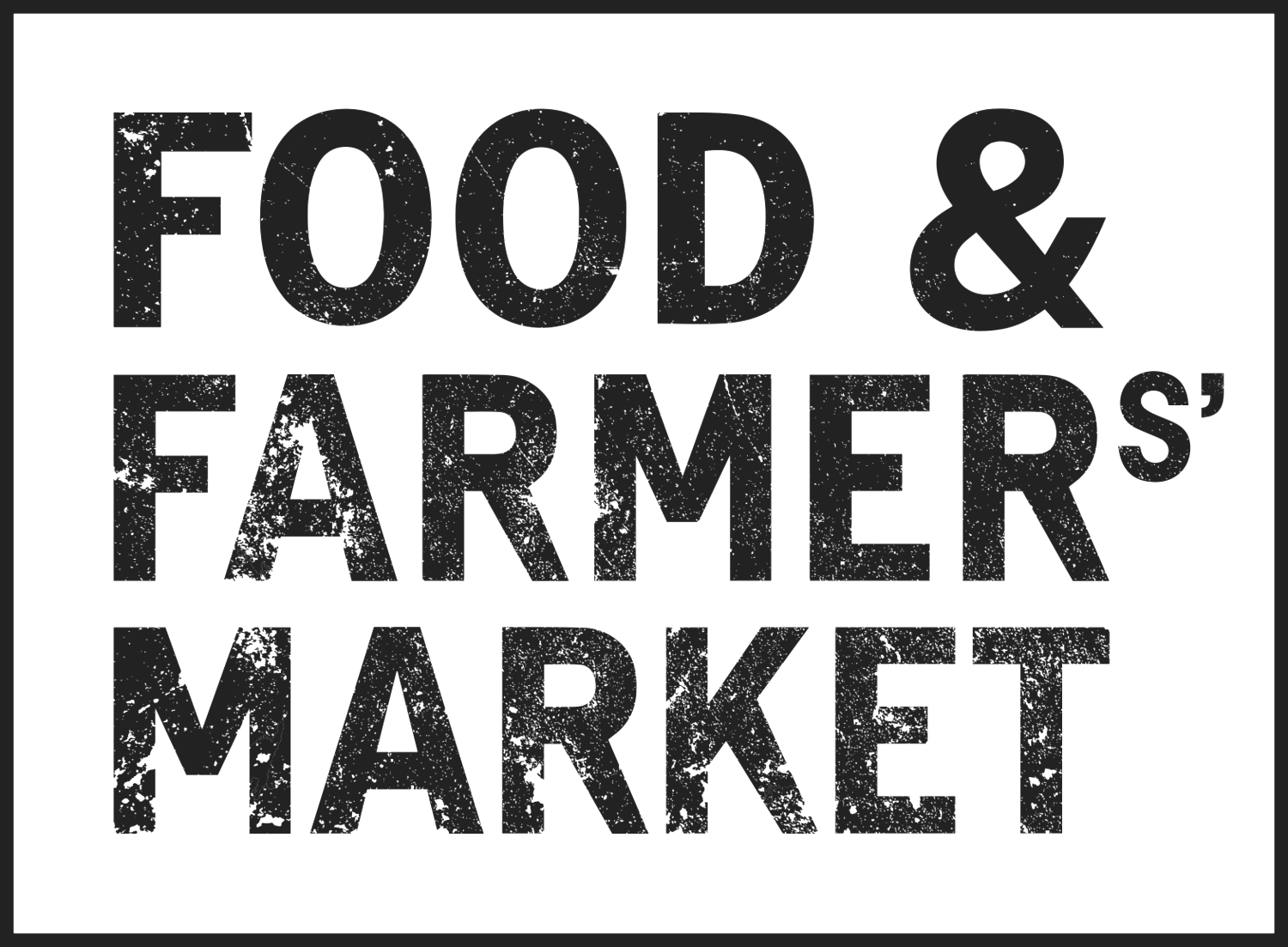 Food & Farmers' Market