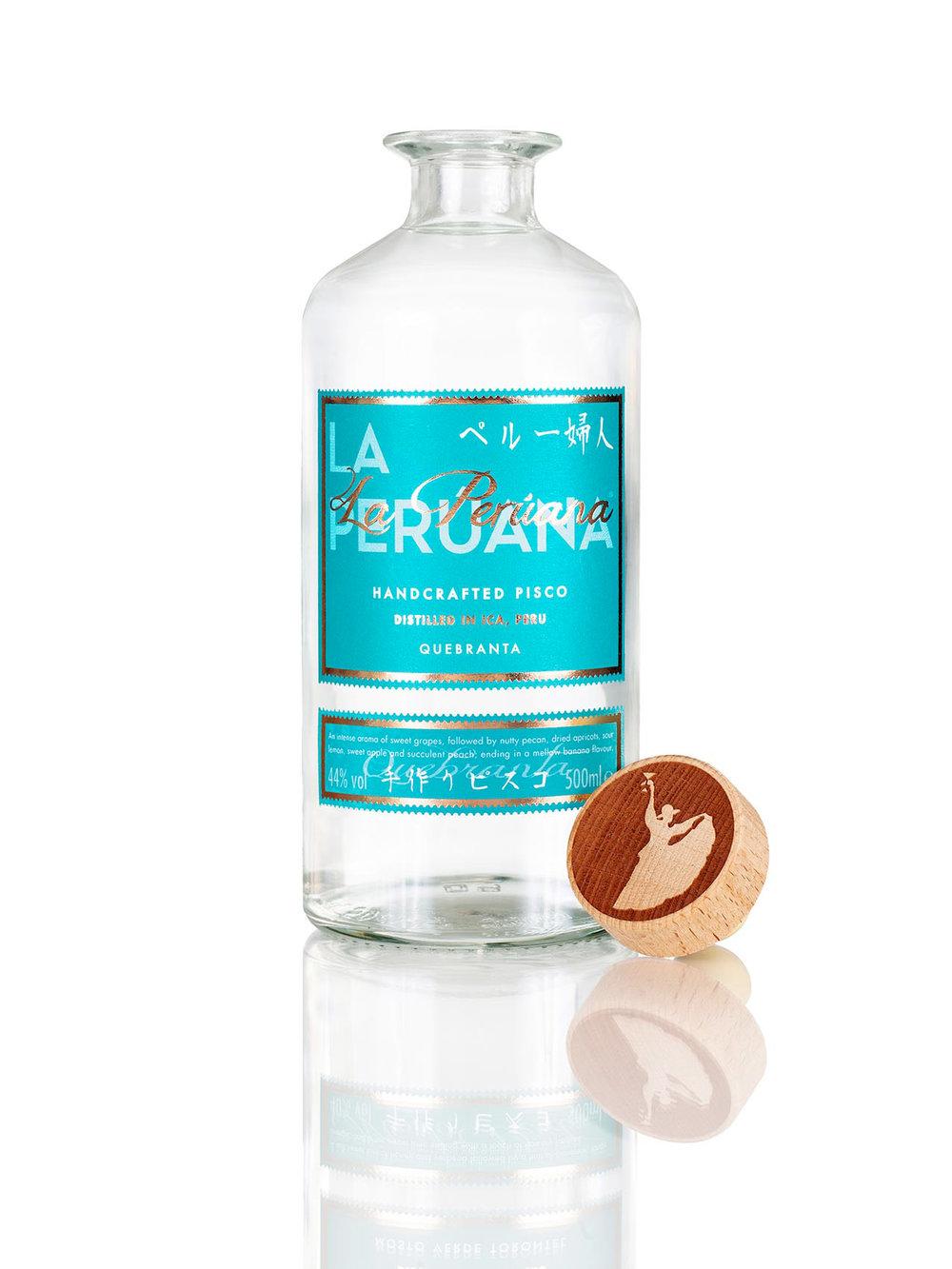 Besuchen Sie die La Perúana auf Laperúana.ch oder auf Instagram. -
