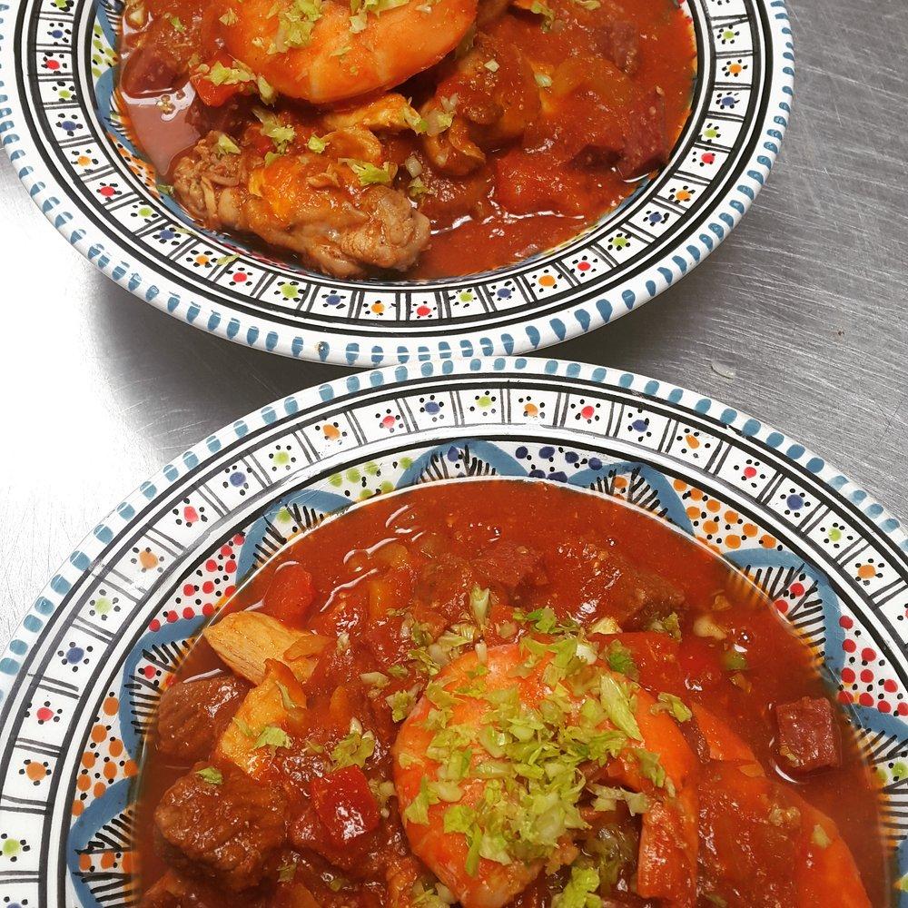 Jambalaya – karibischer Eintopf und Pfeiler der kreolischen Küche! -