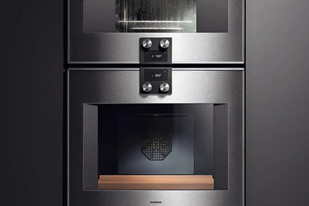 Gaggenau - German engineered appliances without compromise.