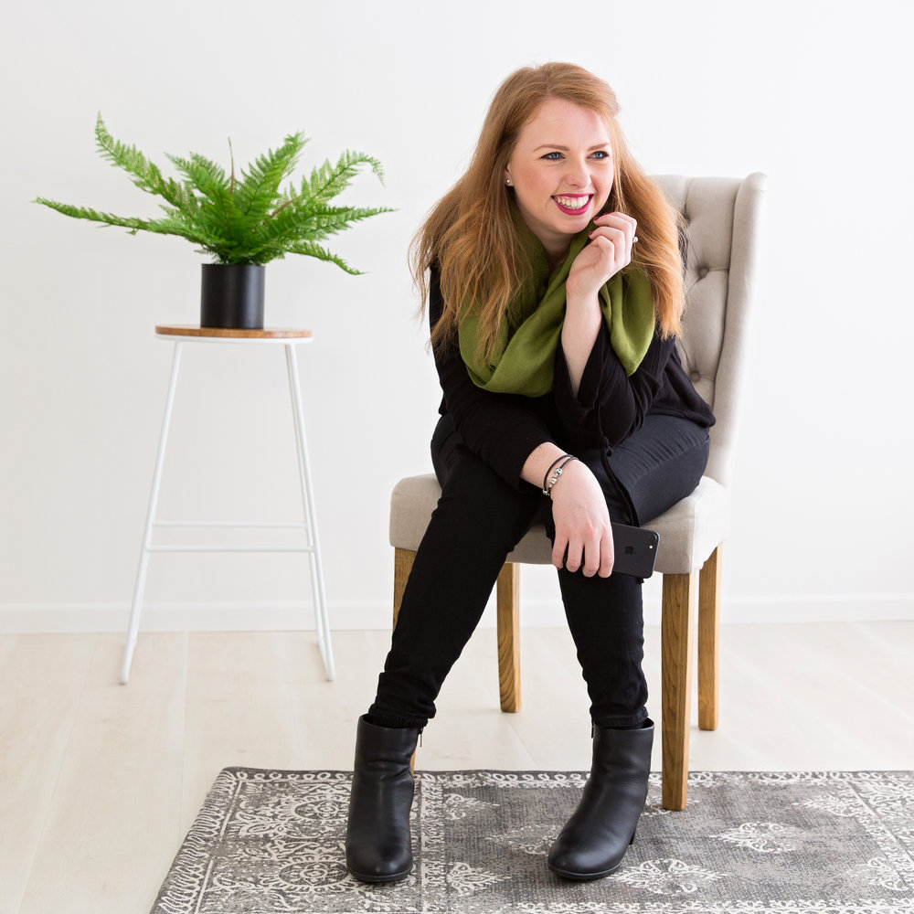 Kira Hyde - Kira is an expert Brand Strategist & Designer who lives the ultimate laptop lifestyle. When she's not travelling Europe and designing branding for savvy women in biz, she's sipping chai with her fellow launch gals.