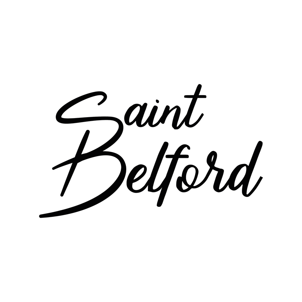 Saint Belford - The Launch Gals Sponsors