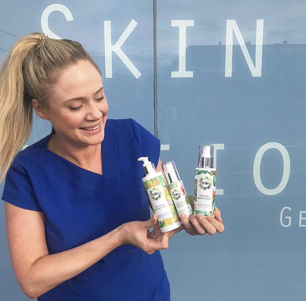 Q&A with Kayla Houlihan from Tribe Skincare - The powerhouse behind Australia's fastest growing all natural, vegan, cruelty free skincare range, talks about finding your niche, the power of marketing online, sharing her success with like-minded women and attracting your tribe.
