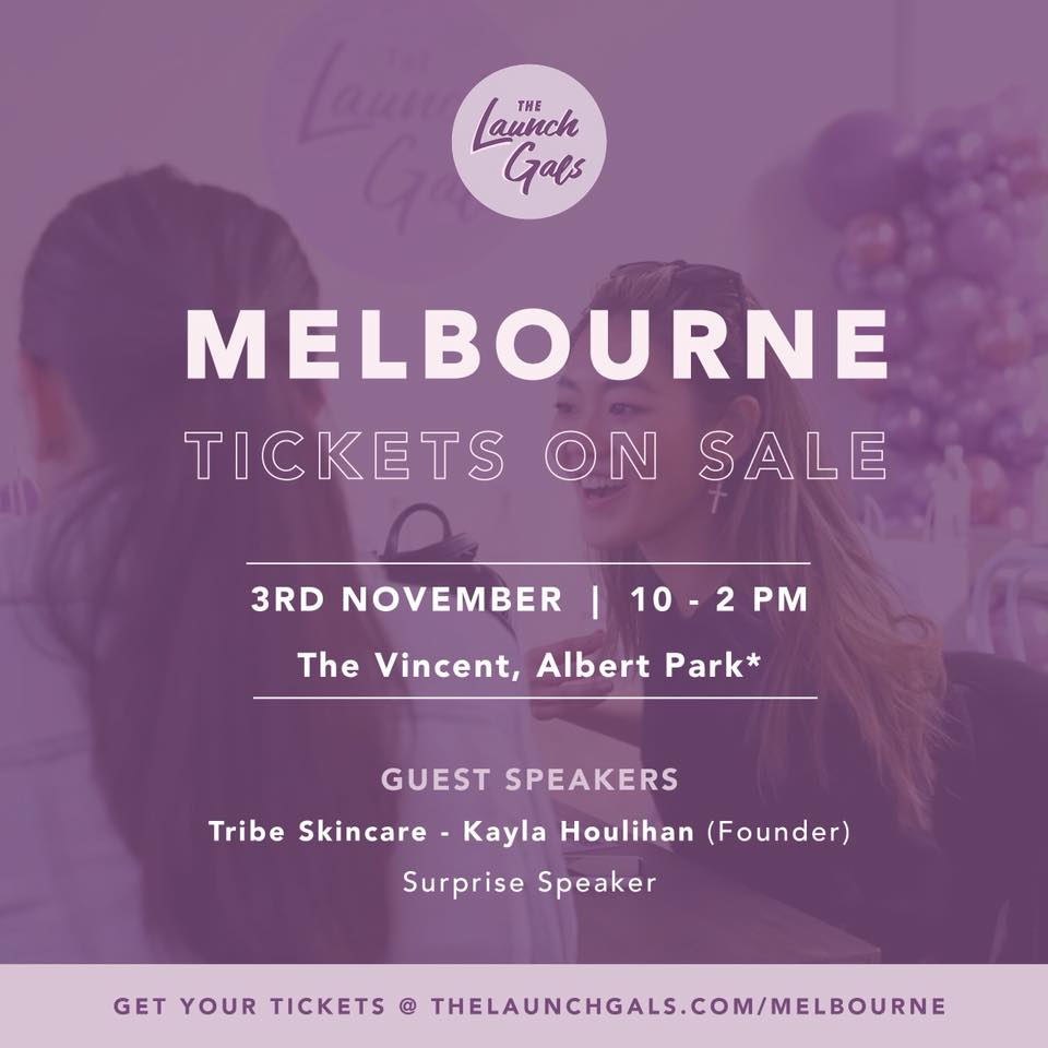 Melbourne TLG Tickets