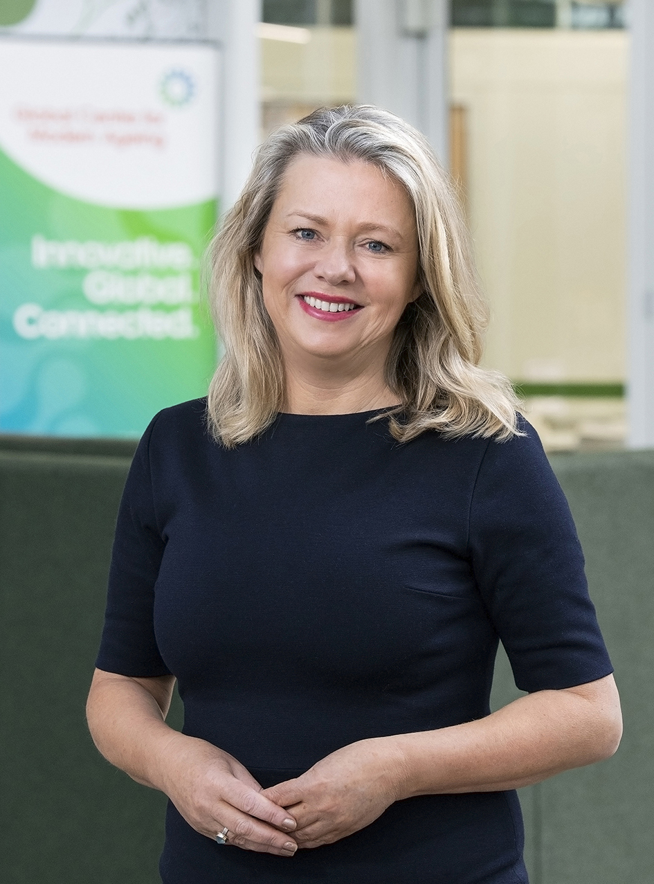 Global Centre for Modern Ageing chief executive officer Julianne Parkinson.