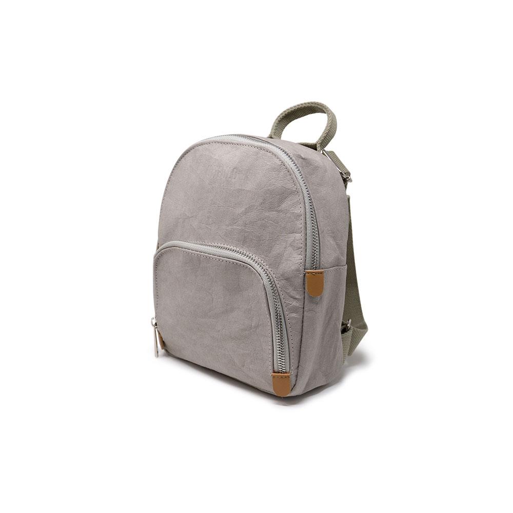 540d9848f2 mini backpack - grey — UNFOLD .foldable fashion