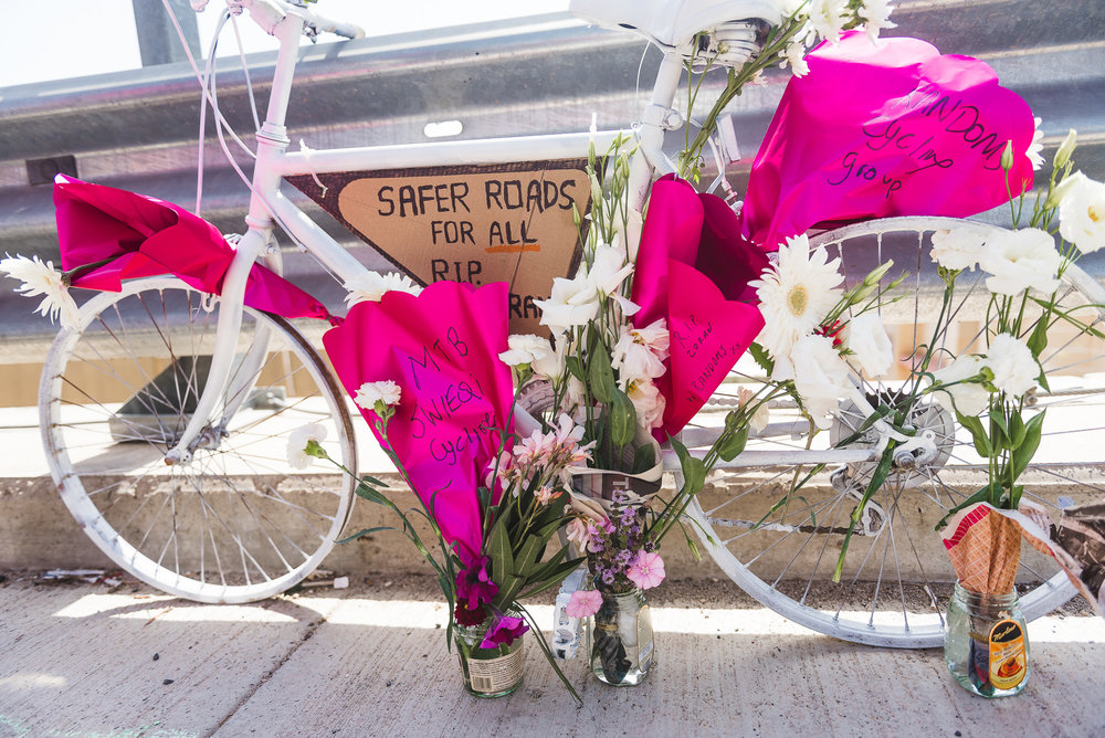 Zoran Pavlovic was killed on his way to work while cycling on the newly constructed Kappara flyover last June, which lacked basic and safe infrastructure for bicycles despite warnings from the Bicycle Advocacy Group beforehand.