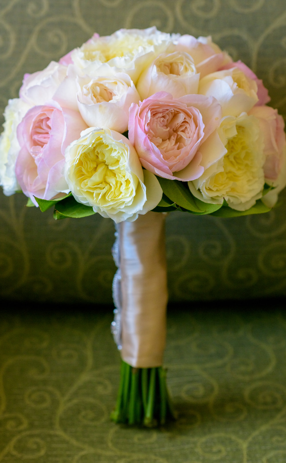 Bride's bouquet by Always Flowers
