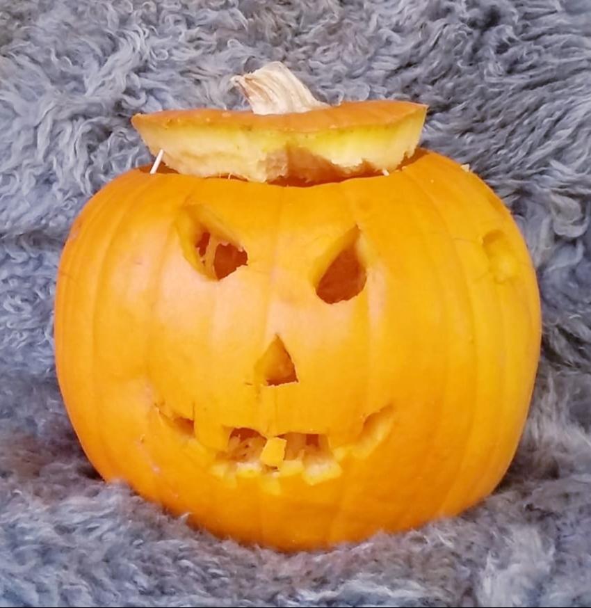 Pumpkin IRO 1 Kürbisschnitzen im IRO 07.10.18 - Ist das Dein Favorit? Dann kommentiere vom 28.-31.10.18 auf Facebook mit IRO 1.
