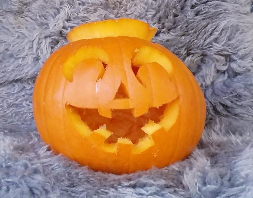 Pumpkin IRO 2 Kürbisschnitzen im IRO 07.10.18 - Ist das Dein Favorit? Dann kommentiere vom 28.-31.10.18 auf Facebook mit IRO 2.