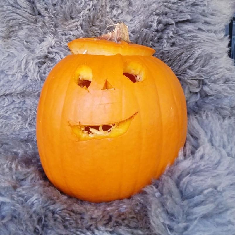 Pumpkin IRO 3 Kürbisschnitzen im IRO 07.10.18 - Ist das Dein Favorit? Dann kommentiere vom 28.-31.10.18 auf Facebook mit IRO 3.