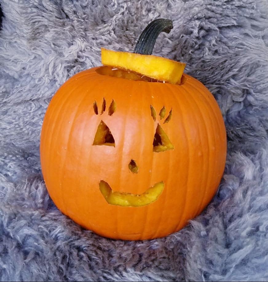 Pumpkin IRO 4 Kürbisschnitzen im IRO 07.10.18 - Ist das Dein Favorit? Dann kommentiere vom 28.-31.10.18 auf Facebook mit IRO 4.