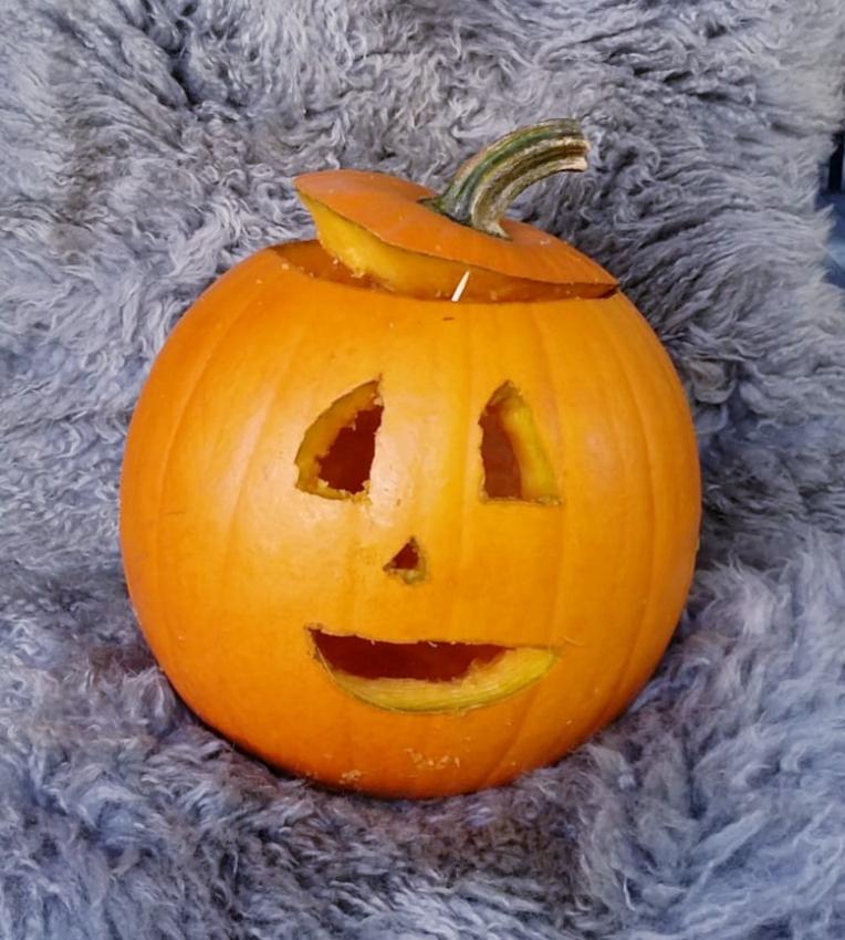 Pumpkin IRO 5 Kürbisschnitzen im IRO 07.10.18 - Ist das Dein Favorit? Dann kommentiere vom 28.-31.10.18 auf Facebook mit IRO 5.