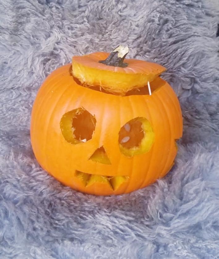 Pumpkin IRO 6 Kürbisschnitzen im IRO 07.10.18 - Ist das Dein Favorit? Dann kommentiere vom 28.-31.10.18 auf Facebook mit IRO 6.