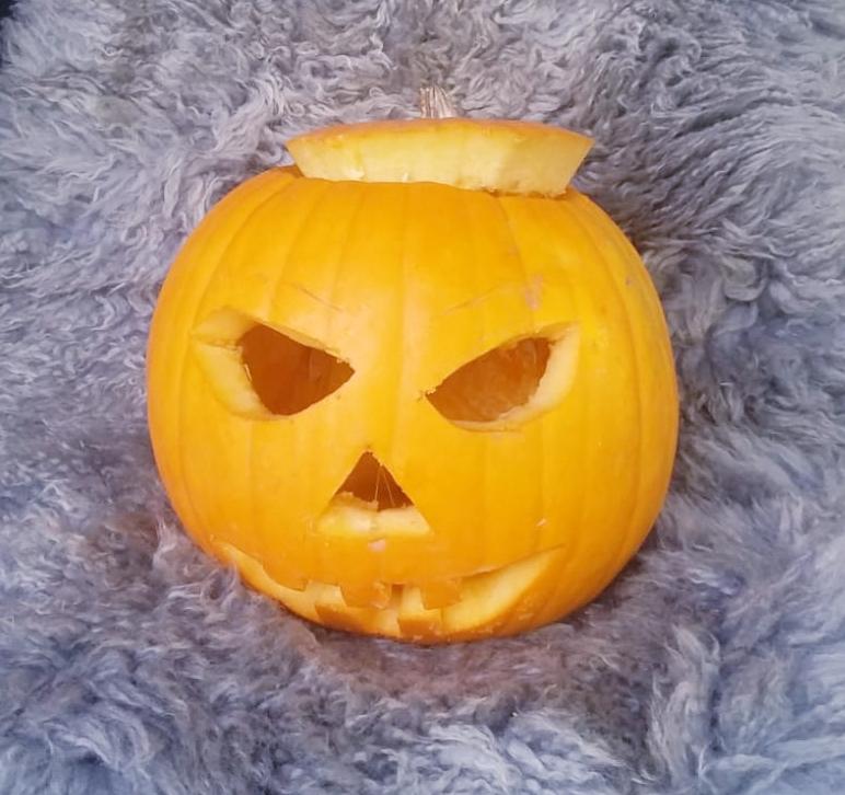 Pumpkin IRO 7 Kürbisschnitzen im IRO 07.10.18 - Ist das Dein Favorit? Dann kommentiere vom 28.-31.10.18 auf Facebook mit IRO 7.