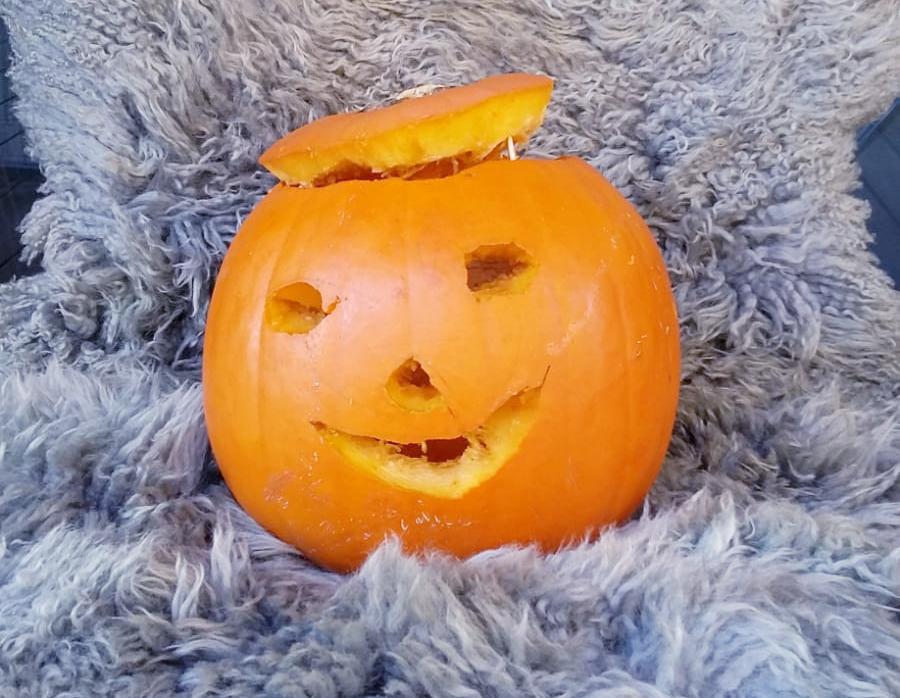 Pumpkin IRO 10 Kürbisschnitzen im IRO 14.10.18 - Ist das Dein Favorit? Dann kommentiere vom 28.-31.10.18 auf Facebook mit IRO 10.