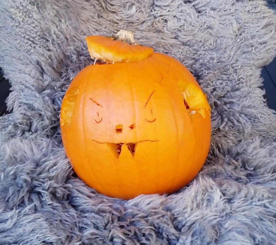 Pumpkin IRO 12 Kürbisschnitzen im IRO 14.10.18  - Ist das Dein Favorit? Dann kommentiere vom 28.-31.10.18 auf Facebook mit IRO 12.