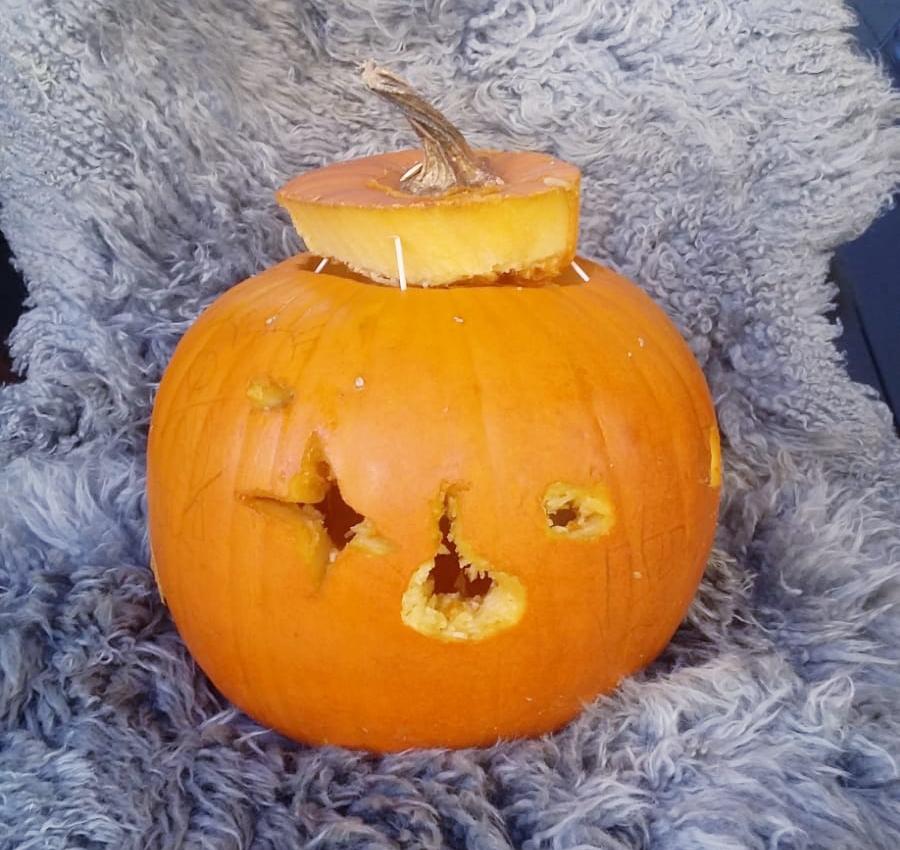 Pumpkin IRO 16 Kürbisschnitzen im IRO 14.10.18 - Ist das Dein Favorit? Dann kommentiere vom 28.-31.10.18 auf Facebook mit IRO 16.