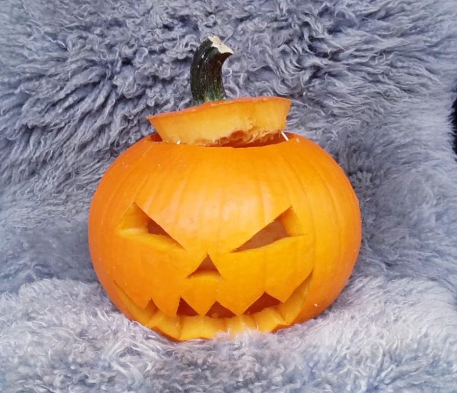 Pumpkin IRO 20 Kürbisschnitzen im IRO 21.10.18 - Ist das Dein Favorit? Dann kommentiere vom 28.-31.10.18 auf Facebook mit IRO 20