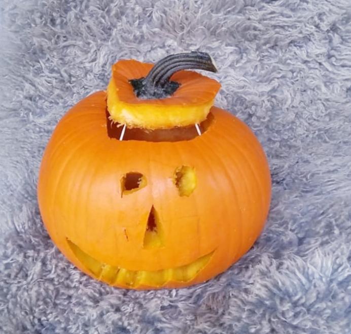 Pumpkin IRO 22 Kürbisschnitzen im IRO 21.10.18 - Ist das Dein Favorit? Dann kommentiere vom 28.-31.10.18 auf Facebook mit IRO 22