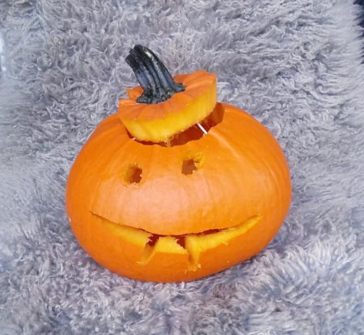 Pumpkin IRO 23 Kürbisschnitzen im IRO 21.10.18 - Ist das Dein Favorit? Dann kommentiere vom 28.-31.10.18 auf Facebook mit IRO 23