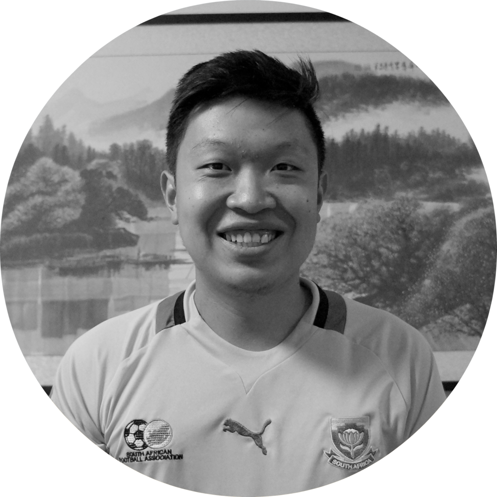 Michael Chen - Co-Founder of  Story Beyond The Ruins,  Volunteer English Teacher