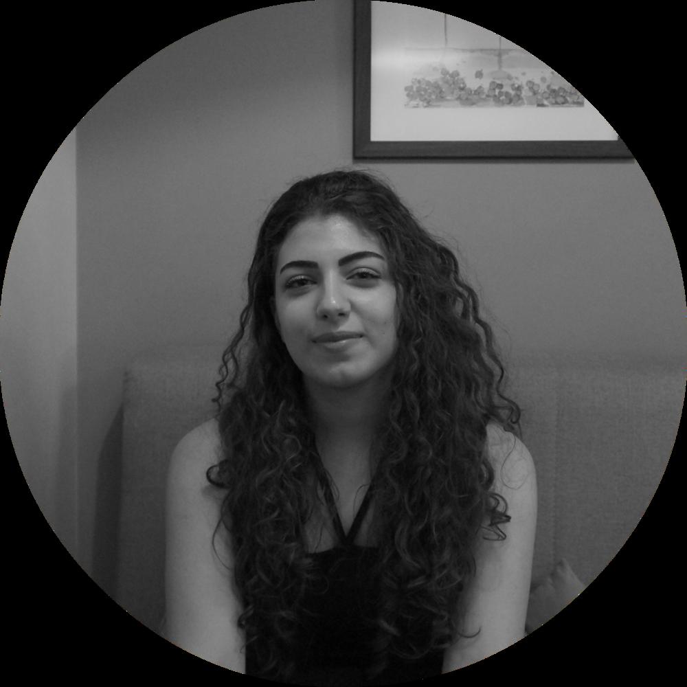 Աննա Արզումանյան – Ստեղծագործական աշխատանքների պատասխանատու, ՀԱՀ ուսանող