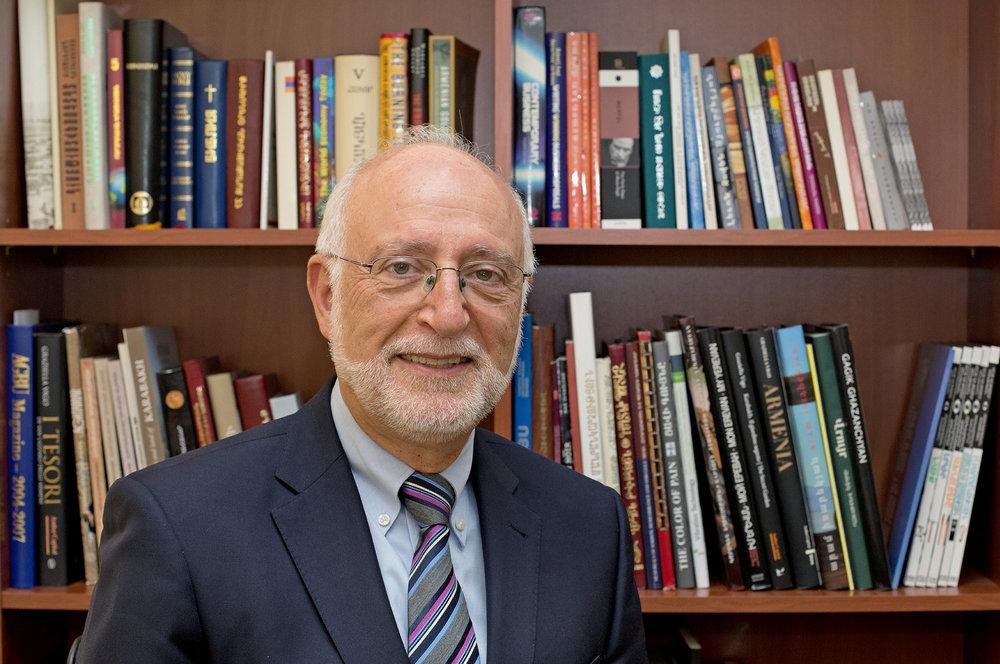Armen Der Kiureghian - The story of how American University of Armenia was started after the 1988 Armenian earthquake.