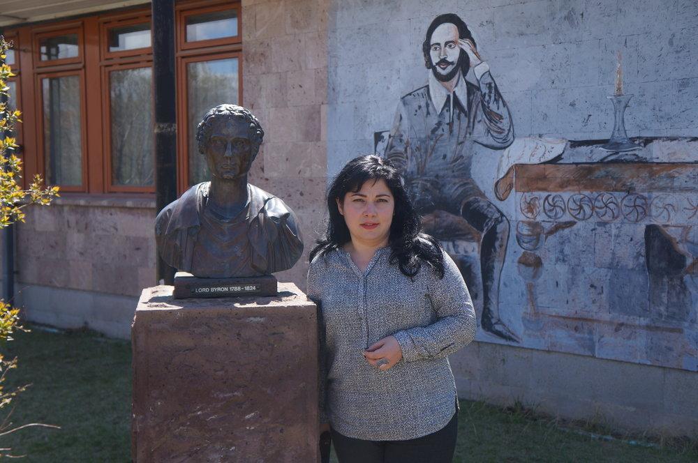 Օհաննա Ավետիսյան - Պատմություն այն մասին, թե ինչպես երիտասարդ աղջիկը հաղթահարեց երկրաշարժը, հանդիպեց Մարգարեք Թետչերին և դարձավ Հայաստանի լավագույն ուսուցիչներից մեկը: