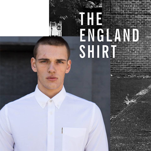the england shirt - Discover Ben Sherman iconic Oxford shirts cut to regular mod fit in premium cotton. You'll love these stylish wardrobe essentials.