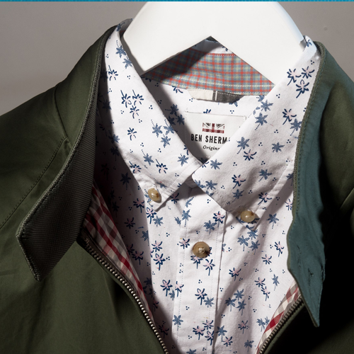Layering is KEY - Featuring an infusion of colour and prints, Ben Sherman launched this existing new collection in collaboration with House of Holland. Be one of the first to discover more.
