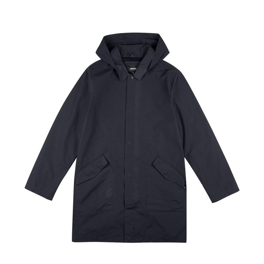 SEASONAL STEALS for £35 - This Navy Tech Mac is selling fast. You can still grab yours in the sale now.