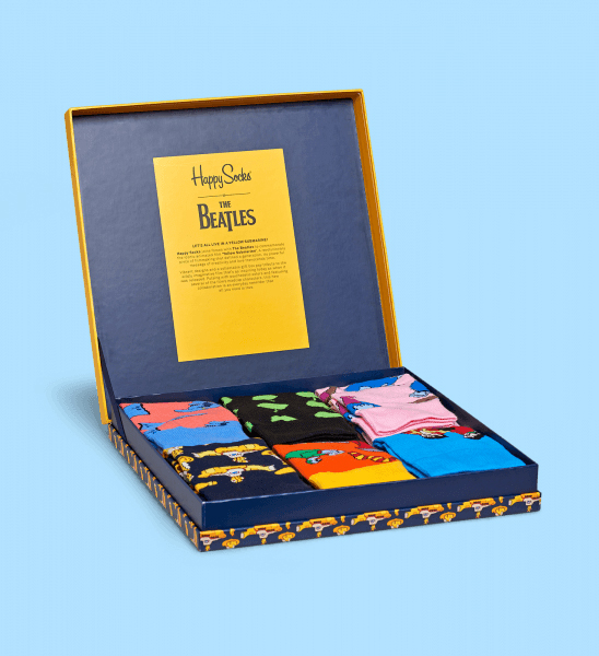 LIMITED EDITION - The Beatles collector Box set for your favourite Beatles' super-fan and many more.