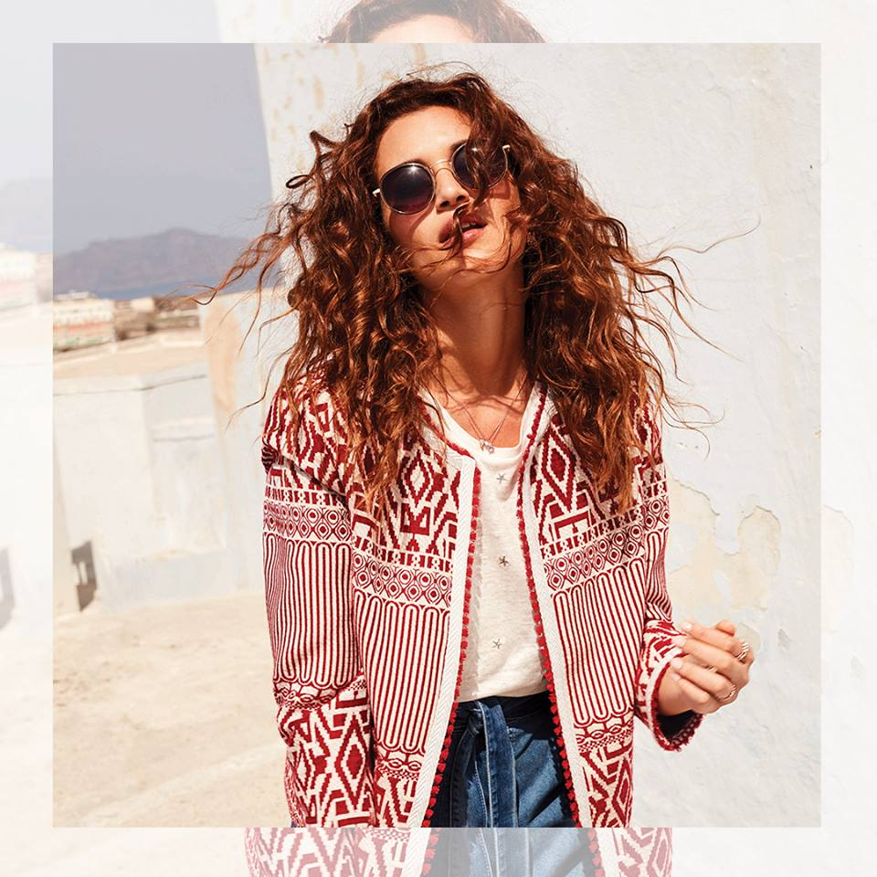 statement jackets - Make a statement in jackets inspired by beautiful destinations.