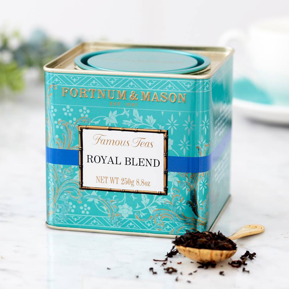 royal blend from £9.60 - Fortnum & Mason most-famous blend, created originally for King Edward in 1902 and popular ever since for its smooth, honey-like flavour.
