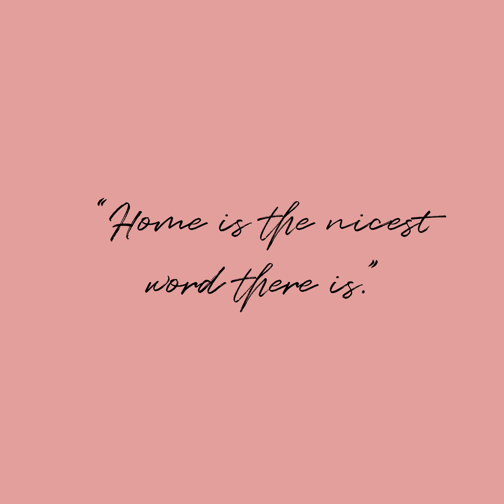 Home is the nicest word there is quote.png