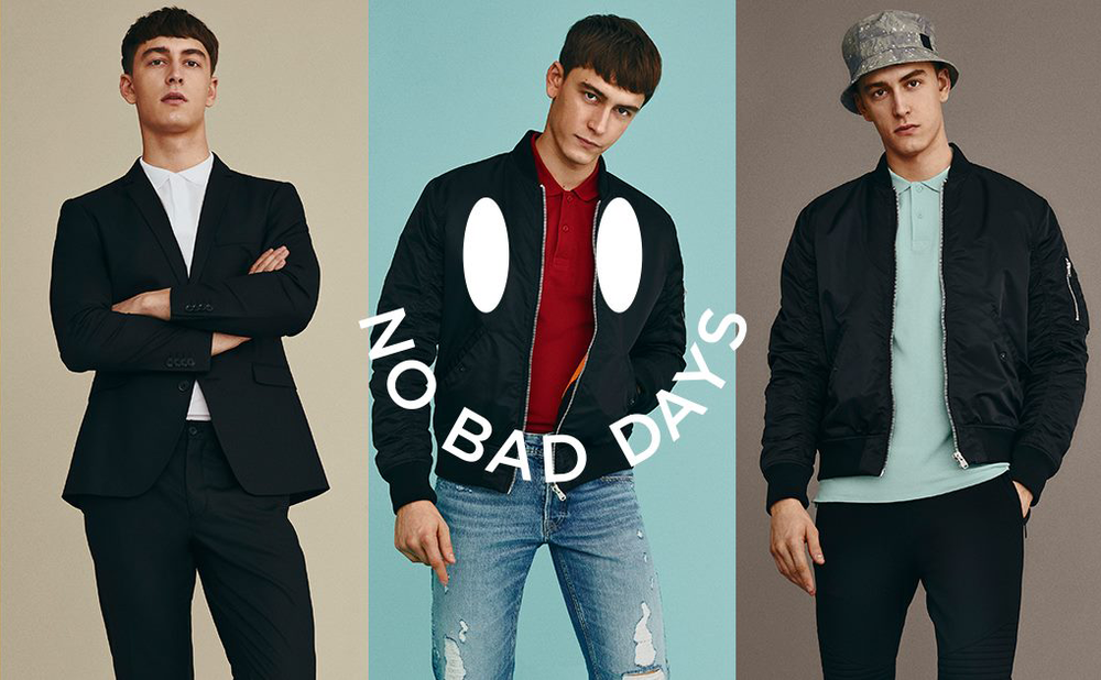 Jack & Jones - Scandinavian menswear brand for seekers of style. Jack & Jones produce modern tailoring and luxe casuals; effortless wardrobe staples accented by select trend pieces. Clean silhouettes, high-end details and quality fabrics.