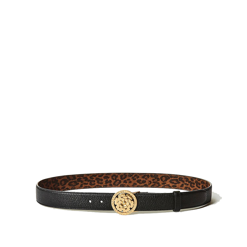 Guess - Animal Print Leather Belt - Guess - Autumn 2018 Trends