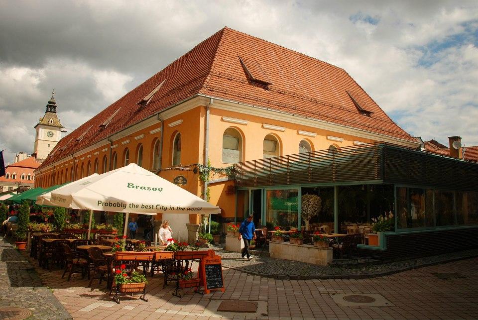 Restaurantul Casa Hirscher